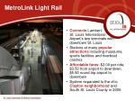 metrolink light rail