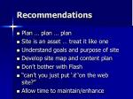 recommendations18