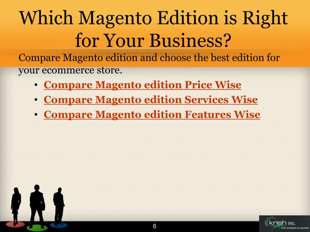 Which Magento Edition is Right for Your Business?