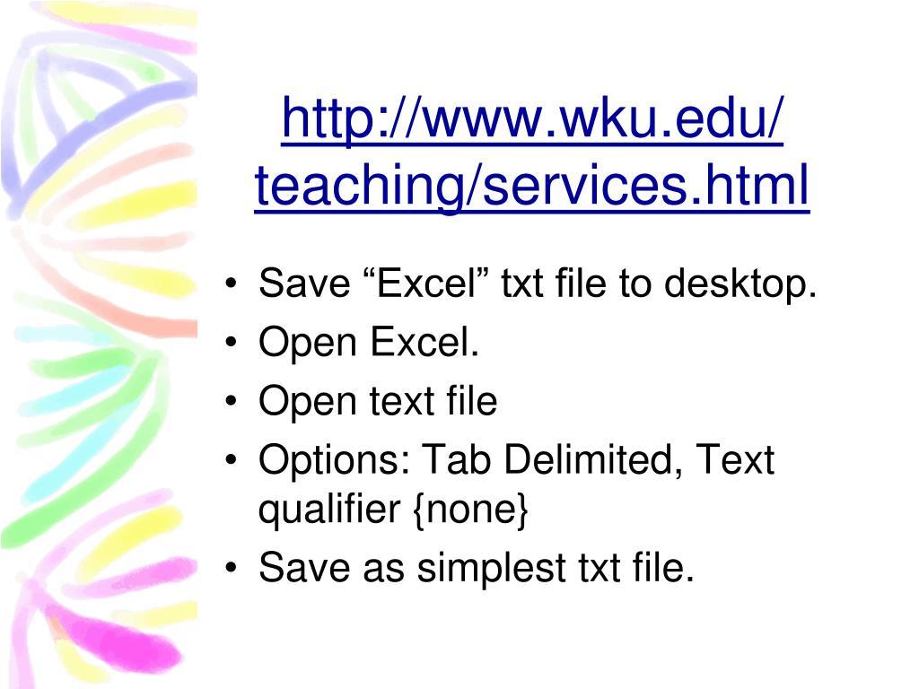 http://www.wku.edu/