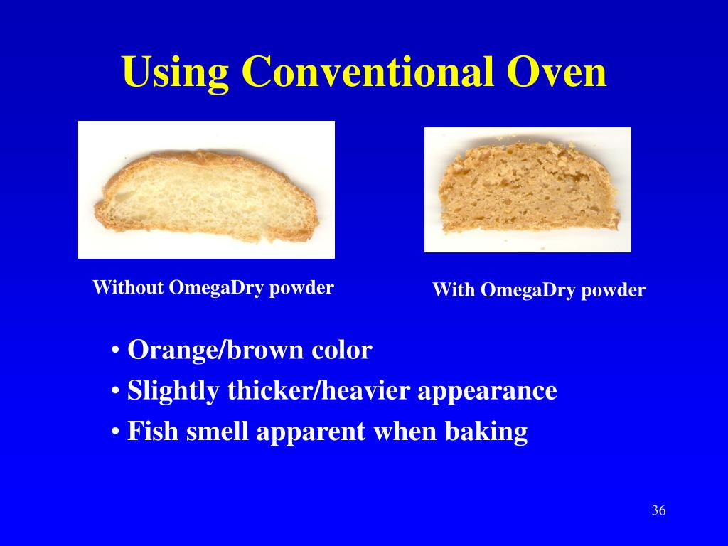 Using Conventional Oven