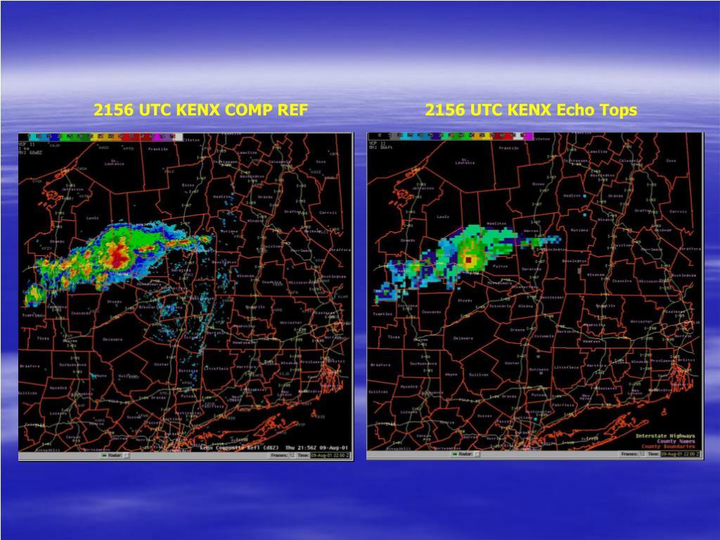 2156 UTC KENX COMP REF