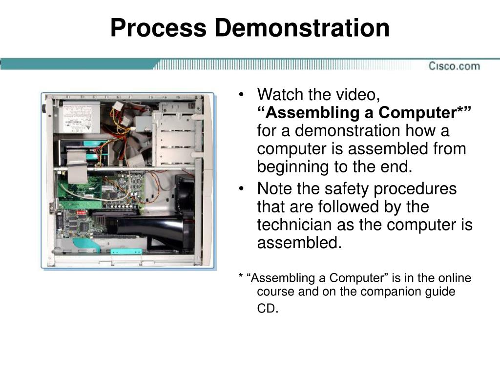 Process Demonstration