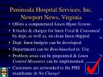 peninsula hospital services inc newport news virginia5