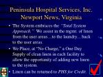 peninsula hospital services inc newport news virginia7