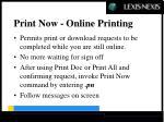 print now online printing