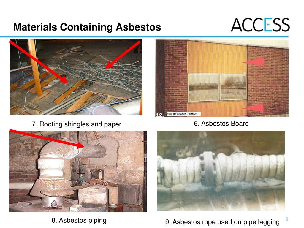 Ppt Asbestos Awareness Training Powerpoint Presentation