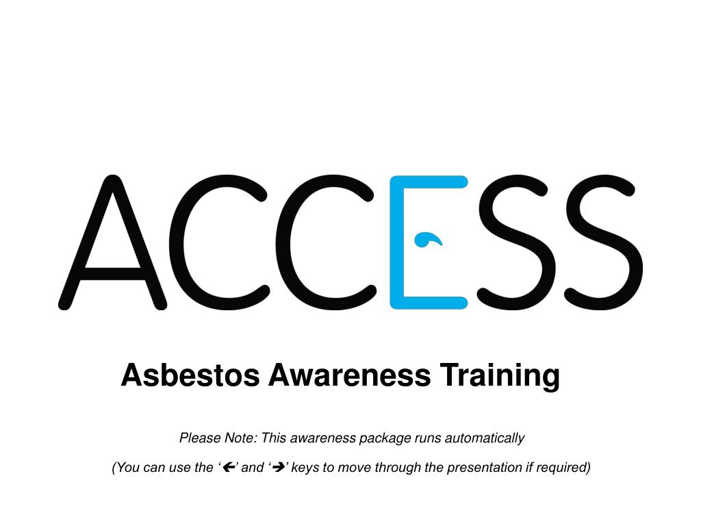 Ppt Asbestos Awareness Training Powerpoint Presentation Id612678
