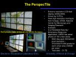 the perspectile