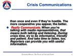 crisis communications37