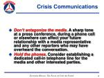 crisis communications38