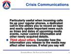 crisis communications39