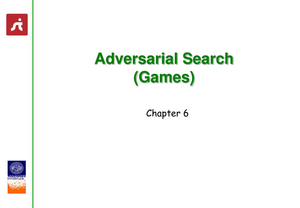 adversarial search games l.
