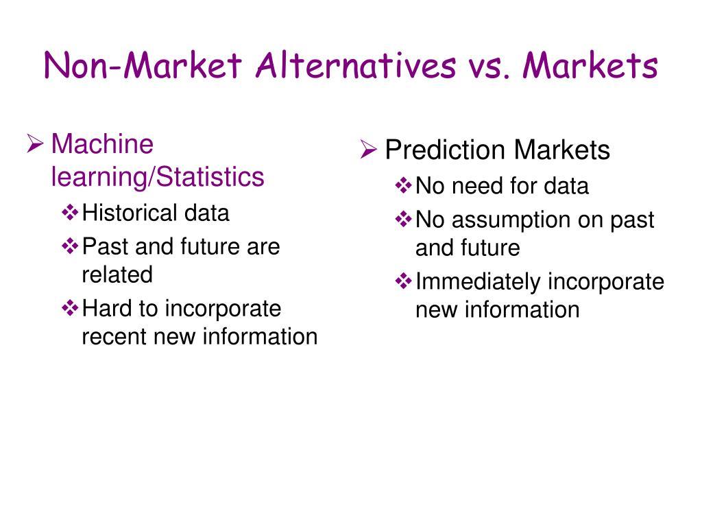 Machine learning/Statistics