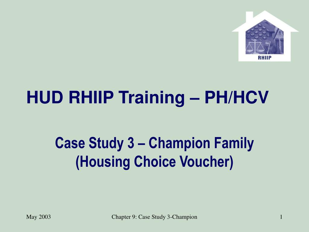 hud rhiip training ph hcv l.