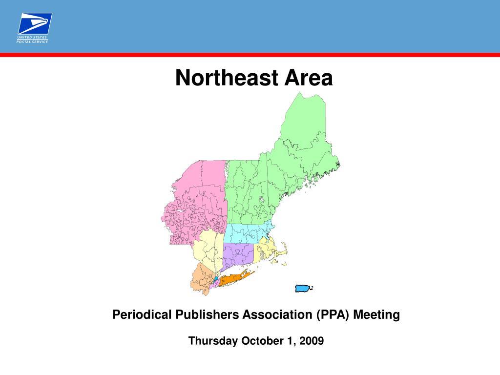 northeast area l.