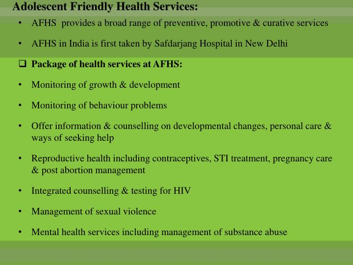 Sexual health problems ppt templates