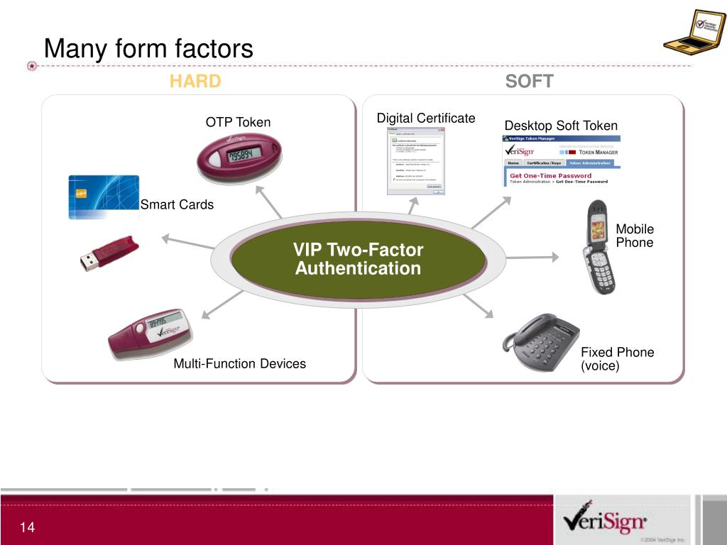 Many form factors
