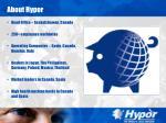 about hypor