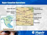 hypor canadian operations