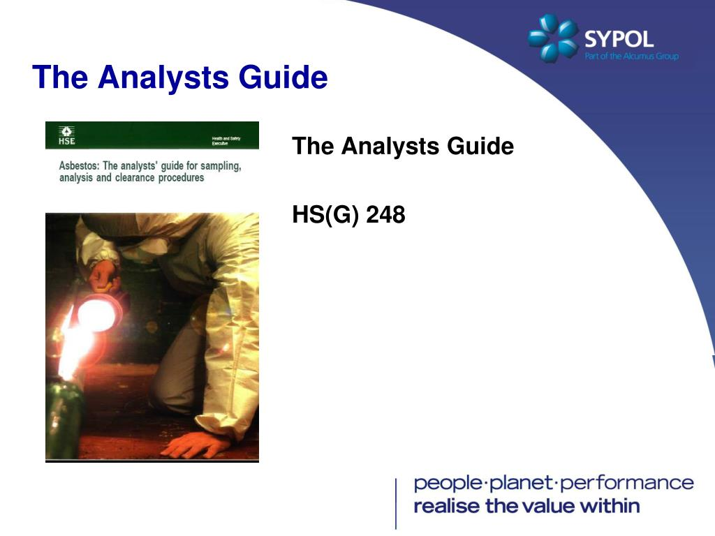 The Analysts Guide