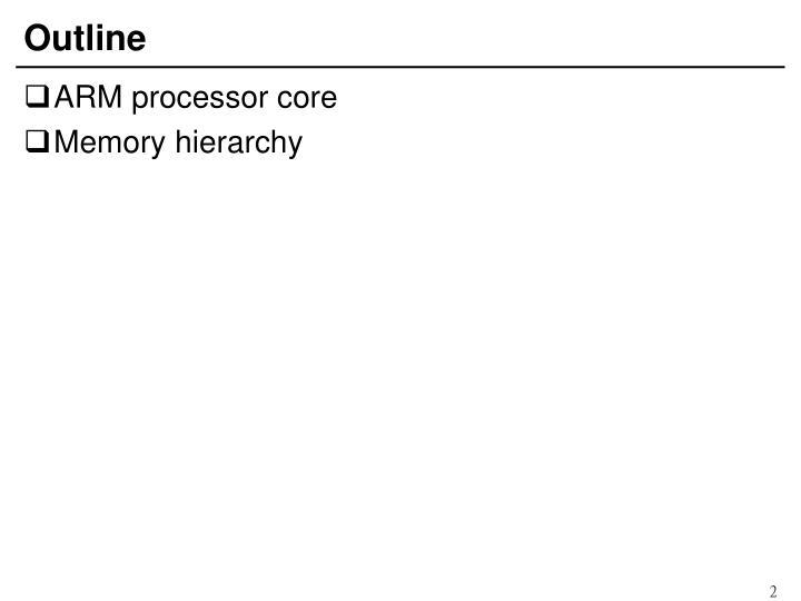 Ppt Arm Processor Architecture Powerpoint Presentation Id 613384