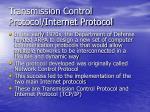 transmission control protocol internet protocol12