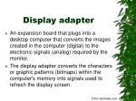 display adapter