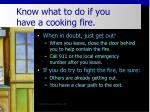 know what to do if you have a cooking fire18