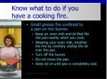 know what to do if you have a cooking fire19
