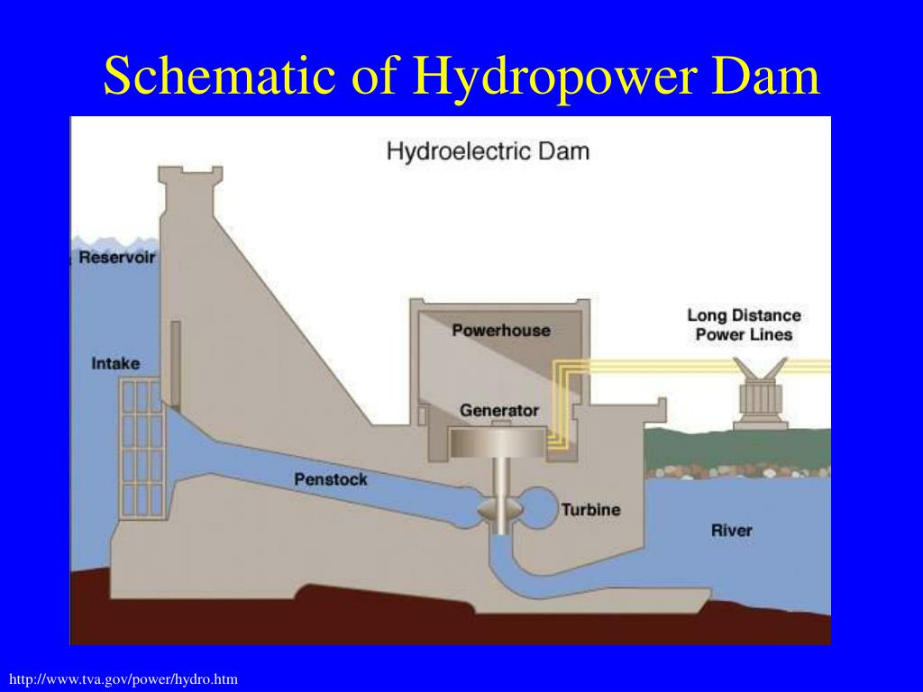PPT - CSU Hayward Dept. Geography and Environmental Stus ... Dam Schematic on