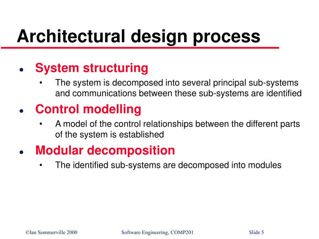 Ppt Architectural Design Distributed Systems Architectures Powerpoint Presentation Id 613708