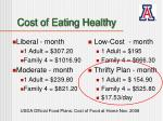 cost of eating healthy4