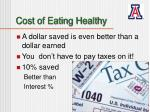 cost of eating healthy48