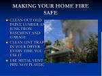 making your home fire safe9