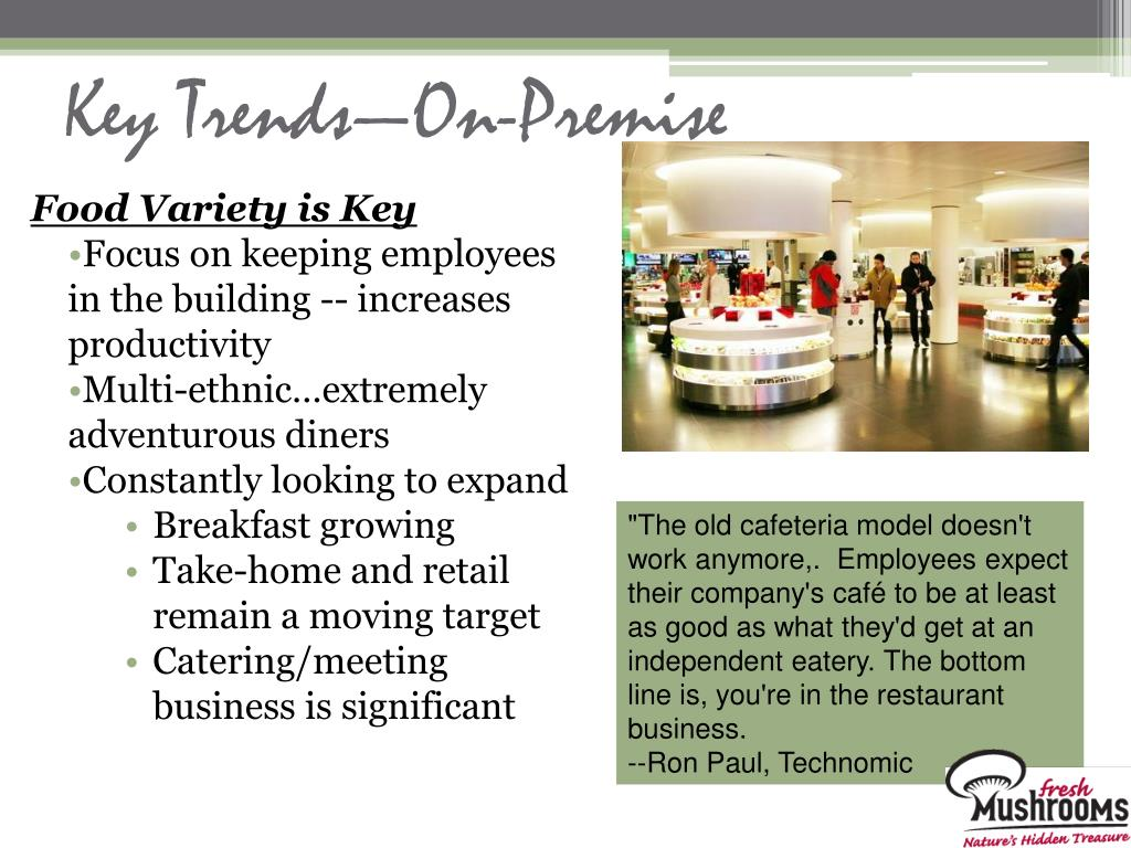 Key Trends—On-Premise