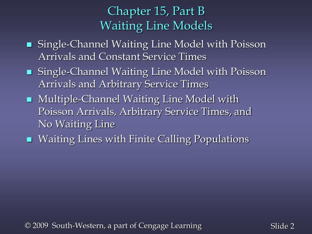 Chapter 15, Part B