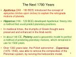 the next 1700 years