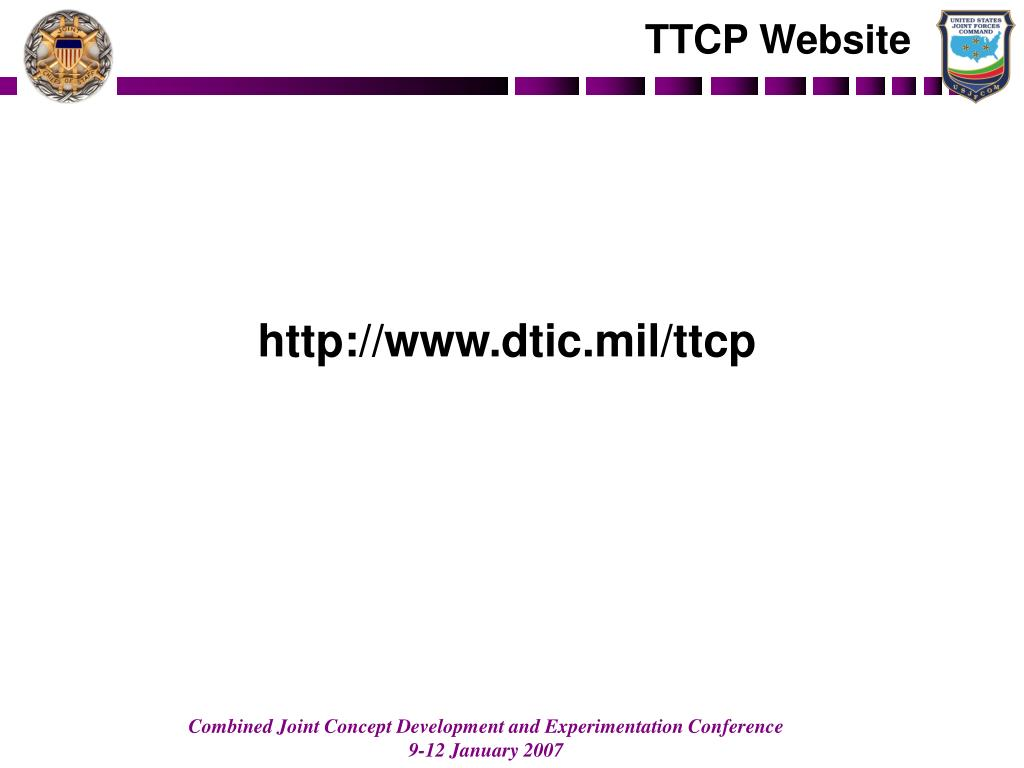 TTCP Website