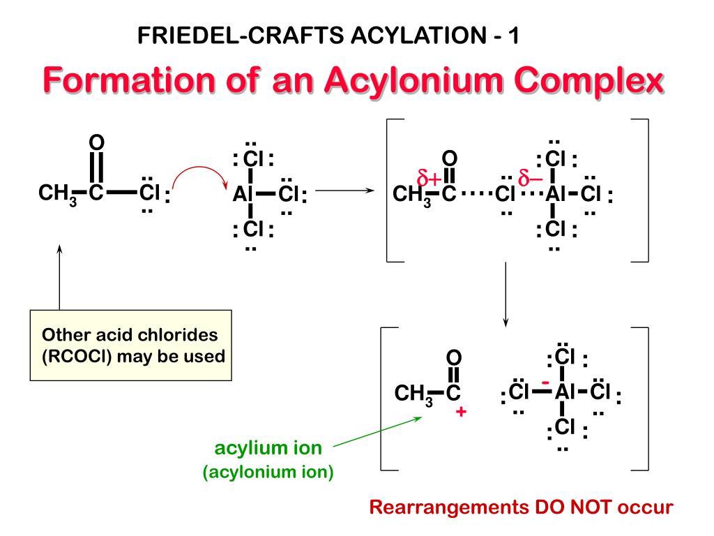 FRIEDEL-CRAFTS ACYLATION - 1