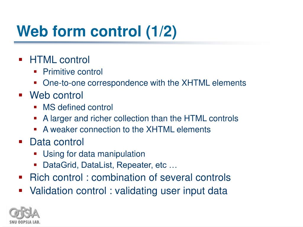 PPT - ASP NET (Active Server Page) PowerPoint Presentation