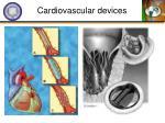 cardiovascular devices