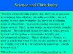 science and christianity49
