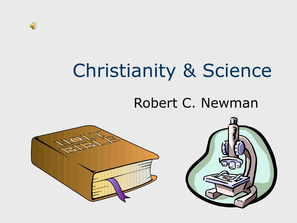 christianity science