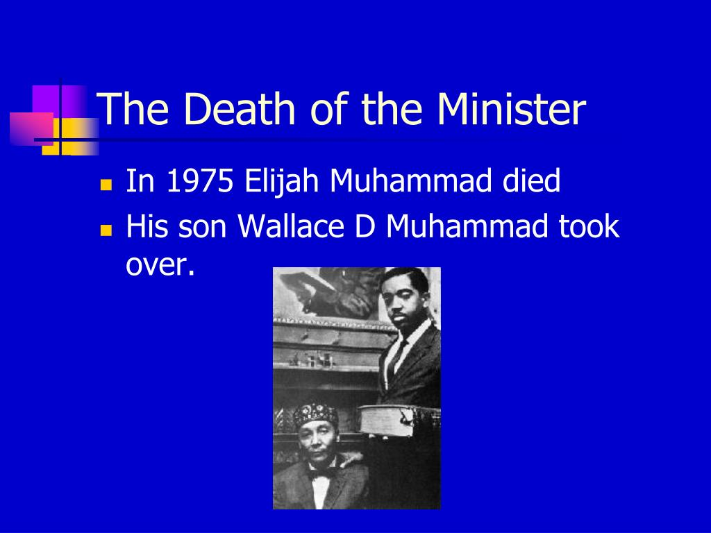 The Death of the Minister
