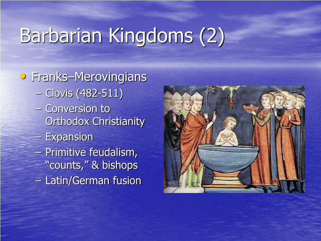 Barbarian Kingdoms (2)