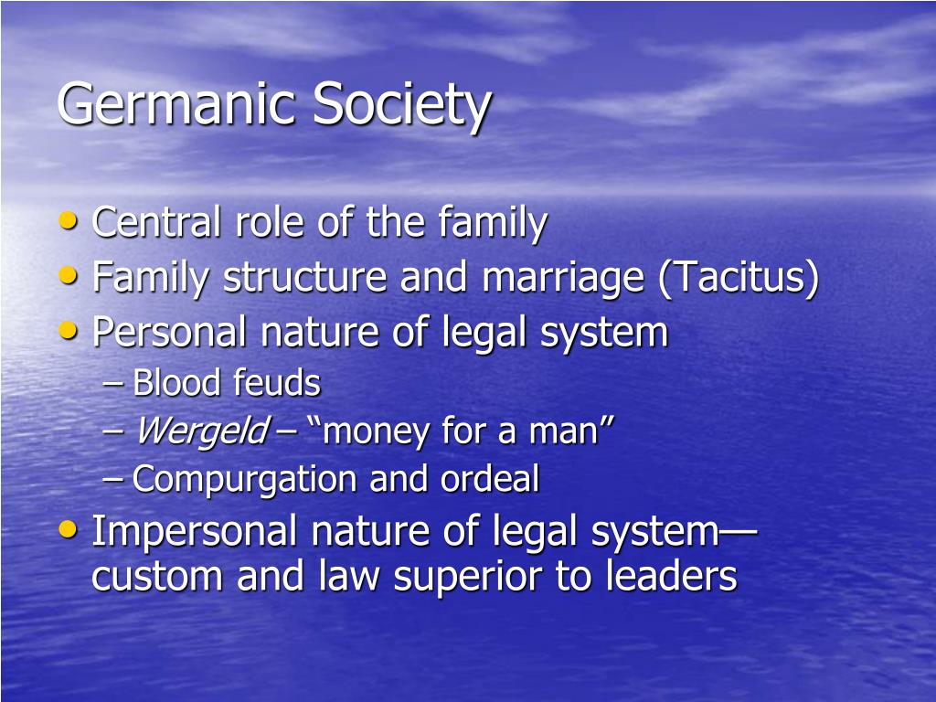 Germanic Society