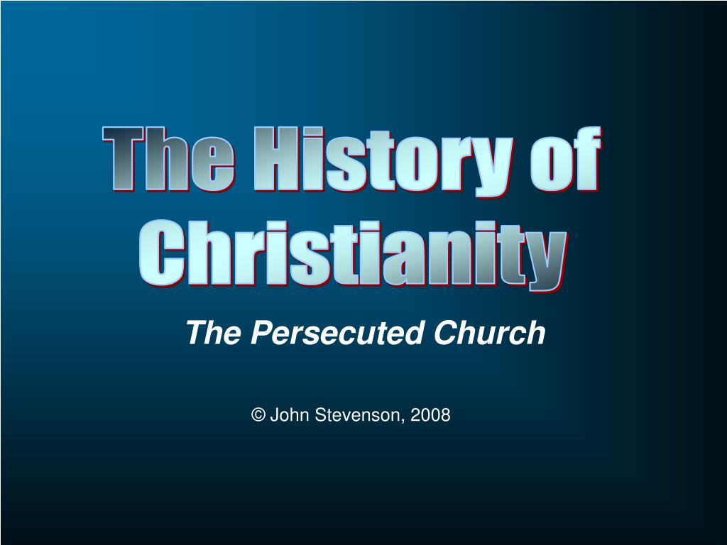 the persecuted church l.