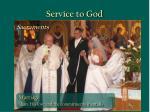 service to god43