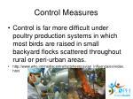 control measures42